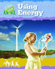 Using Energy (Green Team)