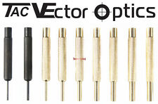 Vector Optics 9Pc High End Shotgun Rifle Pistol GunSmith Tool Armorer Punch Kit