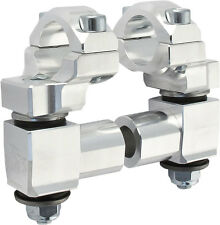 "Rox Speed FX - 2"" Pivoting Anti-Vibe Bar Risers for 1-1/8"" Handlebar (1R-AV2PP)"