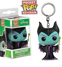 Disney Maleficent Officially Licenced Funko Pocket POP! Keyring BRAND NEW