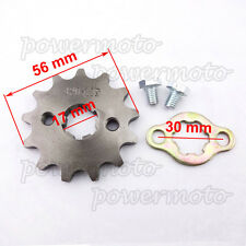 420 13T 17mm Front Engine Sprocket For 50cc 70cc 90cc 110cc ATV Quads Kazuma