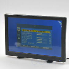 10.1 inch Wide Screen 16:10 IPS Screen LCD Color Monitor BNC HDMI VGA AV Speaker
