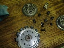 Kawasaki KX 250 1986 clutch basket/hub plate ++ I have more parts for this bike