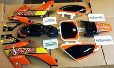 Honda crf 50 plastics and graphics 04-13 New Lucus Oil Troy Lee Desgns