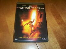 THE MUSKETEER Catherine Deneuve Mena Suvari Tim Roth Musketeers DVD
