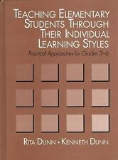Teaching Elementary Students Through Their Individual Learning Styles : Practica