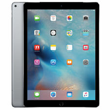 Apple iPad Pro 12.9 128GB 4G LTE 8MP Dual-Core Tablet - Space Gray