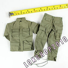 "LC-17 1/6 HOT 12"" figure male ts toy soldier vietnam jungle uniform set TOYS"