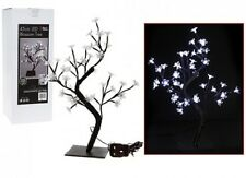 45cm LED Cherry Blossom ALBERO NATALE LUCE WARM WHITE INDOOR OUTDOOR