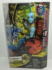 Monster High Doll FINNEGAN WAKE SON OF A MERMAID Exchange Program Fan Voted Doll