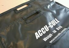 Accu Cull Weigh In Bag Fishing 2 in one System Weigh N Bag Stock #30