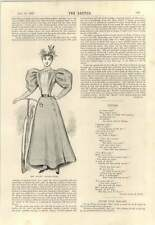 "1895 The Zit-zit"" Cycling Skirt"