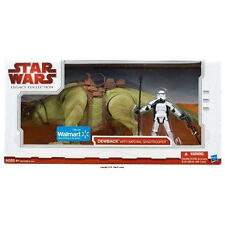 STAR WARS_THE Legacy Collection_DEWBACK with SANDTROOPER action figure_Exclusive