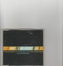 No Doubt-New UK promo cd single