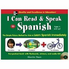 I Can Read and Speak in Spanish: The Simple Picture Method for Kids to Learn