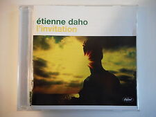 ETIENNE DAHO : L'INVITATION [ CD ALBUM PORT GRATUIT ]