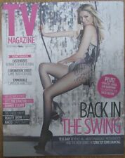 Tess Daly – TV magazine – 7 September 2013