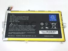 "AMAZON KINDLE FIRE HD 7"" BATTERY S2012-001-D X43Z60 GENUINE OEM 4440mAh BATTERY"