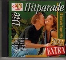 (CY50) Die Hitparade, 18 Deutsche Super-Hits - CD