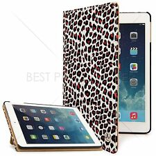 Mary Book Style Portfolio Cover Case Flip Stand for Apple iPad Air 9.7' Retina