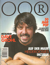 MAGAZINE OOR 2004 nr. 03 - DAVE GROHL (FOO FIGHTERS)/INCUBUS/HEIDEROOSJES