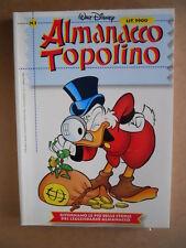Almanacco Topolino - Ristampa del n°1 del 1957 - ed. Disney 1999 [G412A]