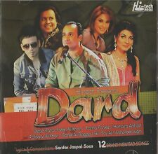 DARD BY VARIOUS ARTISTS - BRAND NEW PAKISTANI MUSIC CD