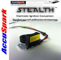 Ford Anglia  AccuSpark Stealth Electronic ignition kit for Lucas 25D
