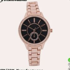 Japan Movt Watches For Girls Design