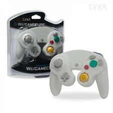 New Wired Controller Game Pad for Ninetndo Gamecube GC WII White US