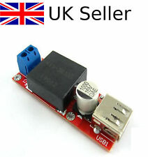5V USB DC 7V-24V to 5V 3A Step Down Buck KIS3R33S Module Arduino than LM2596 UK