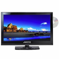 "PORTABLE 15"" HD Hi Def TV and DVD Player Combo With 12v Volt Car Cord NEW"