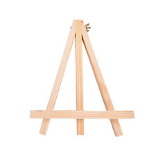 1pc New Mini Wooden Art Holder Artwork Display Novelty Easels Drawing Boards MC