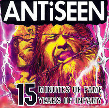 Antiseen-15 Minutes Of Fame, 15 Years Of Infamy CD NEW