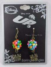 New Disney Up House Adventure Balloons Drop Earrings Drop Dangle Earrings
