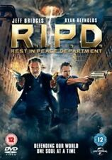 R.I.P.D.: Rest in Peace Department [DVD], Very Good DVD, Mary-Louise Parker, Jef