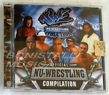 VARIOUS ARTISTS - OFFICIAL NU-WRESTLING COMPILATION - CD Nuovo Unplayed