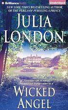 Wicked Angel by Julia London (2014, CD, Unabridged)