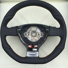 VW GTI Steering Wheel  DSG VW Golf MK5 Jetta  Passat FLAT BOTTOM GOLF EOS CC R