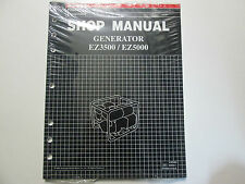 1997 Honda EZ3500 EZ5000 Generator Service Repair Shop Manual OEM Book New