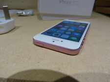 Apple iPhone 5s  CUSTOM PINK 16GB UNLOCKED,  REFURBISHED LIKE NEW 541