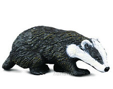 CollectA 88015 Eurasian Badger Replica - Toy Forest Life Animal Figurine - NIP