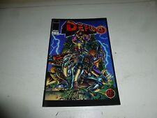 DEFCON 4 Comic - Vol 1 - No 3 - Date 05/1996 - Image Comics
