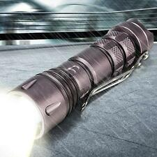 3 Mode Zoom ZOOMABLE 1000lm-Q5 LED Flashlight Torch Light