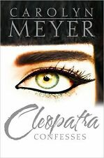 Cleopatra Confesses, Meyer, Carolyn, Good Condition, Book