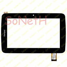 "Vetro Touch screen 7,0"" Clementoni CLEMPAD PLUS 7 13008 Con foro web Nero"
