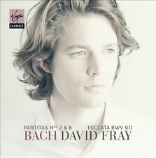 Bach J.S: Partitas Bwv 826 & 830 / Toccata, New Music