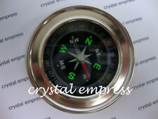 FENG SHUI - POCKET SIZE MODERN COMPASS (ENGLISH CHARACTERS)
