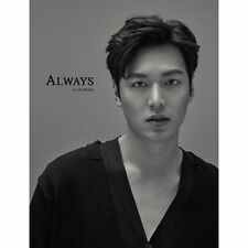 LEE MIN HO-[ALWAYS BY LEE MINHO] Single Album CD+Cover+Photo Book+Polaroid Card