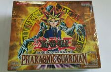Yugioh First Edition Pharaonic Guardian English Booster Box 1st ed 36ct PGD